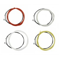 Kit Funda + Cable de Freno ALLIGATOR Sleek Glide