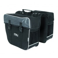 Alforjas Traseras M-WAVE Amsterdam 30 L. / Doble
