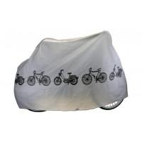 Funda Cubre-bicicleta M-WAVE PEVA