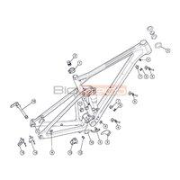 Kit Di2 Cuadro BMC Fourstroke FS01 / 2013-2018