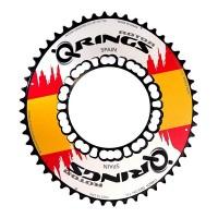 Platos de Carretera Ovalados ROTOR Q-Rings España / BCD 110