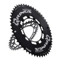 Platos de Ciclocross Ovalados ROTOR QCX / BCD 110