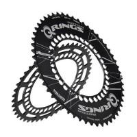 Platos de Ciclocross Ovalados ROTOR QCX / BCD 130