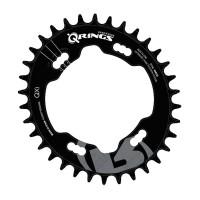 Platos de Montaña Ovalados ROTOR Q-Rings QX1 / Shimano XT / BCD 96