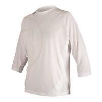 Endura camisa Burner II Lite Manga Corta Blanco