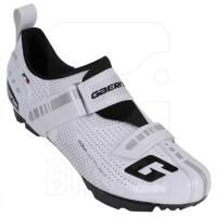 Zapatillas de triathlon Gaerne Kona MTB White (Blancas)