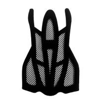 Juego de almohadillas anti insectos casco Kask Mojito