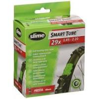 Cámara de aire antipinchazos de válvula presta SLIME de 29x1.85 - 2.25