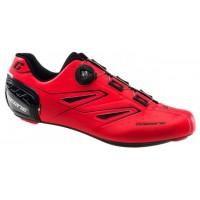 Zapatillas de Carretera GAERNE Tornado - Rojo