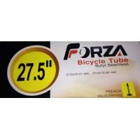 Cámara de aire Forza 27.5x2.25-2.35 Válvula presta (fina) 48mm