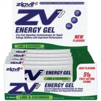 Gel Energético ZIPVIT ZV7 Energy + / 60 ml. - Lima-limón
