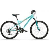 """Bicicleta de montaña Megamo - Open Replica Lady 26"""" - Verde"""
