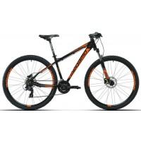 """Bicicleta de montaña Megamo - Natural 60 - 27.5"""" Pulgadas - Naranja"""