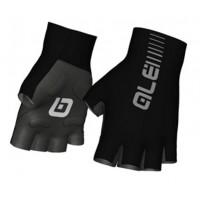 Guantes cortos Ale Reflex Air Negro-Blanco