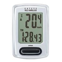 Cuentakilómetros Cateye Velo Wirless+ (VT230) - Blanco
