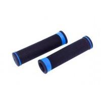 Puños Clarks bicolor - Negro y azul