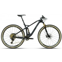 "Bicicleta de montaña Megamo - Track Enve Edition - 29"" Pulgadas - Negro"