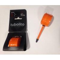 Cámara de aire Tubolito Tubo Road 700C / válvula 60mm