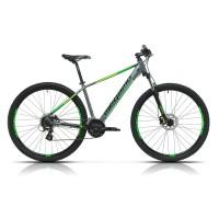 """Bicicleta de montaña Megamo - Natural 50 2019 - 27.5"""" Pulgadas - Verde/gris"""