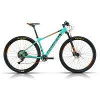 """Bicicleta de montaña Megamo - Natural Elite 13 2019 - 29"""" Pulgadas - Verde"""