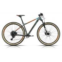 """Bicicleta de montaña Megamo - Natural Elite 12 Eagle 2019 - 29"""" Pulgadas - Gris"""
