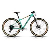 """Bicicleta de montaña Megamo - Natural Elite 12 Eagle 2019 - 29"""" Pulgadas - Verde"""