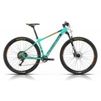 """Bicicleta de montaña Megamo - Natural Elite 17 2019- 29"""" Pulgadas - Verde"""