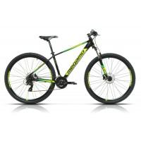 """Bicicleta de montaña Megamo - Natural 60 2019 - 27,5"""" Pulgadas - Amarilla"""