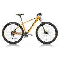 """Bicicleta de montaña Megamo - Natural 40 2019 - 27,5"""" Pulgadas - Naranja"""