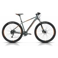 """Bicicleta de montaña Megamo - Natural 40 2019 - 27,5"""" Pulgadas - Gris 2019"""