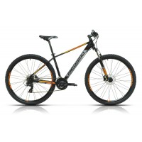"""Bicicleta de montaña Megamo - Natural 60 2019 - 27,5"""" Pulgadas - Naranja 2019"""