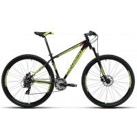 "Bicicleta de montaña Megamo - DX3 2019 - 27,5"" Pulgadas - Negro"