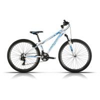 """Bicicleta de montaña Megamo - FUN LADY 2019 - 27,5"""" Pulgadas - Blanca"""