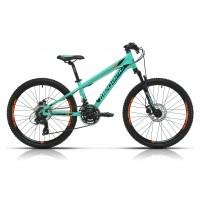 Bicicleta de montaña Megamo - KU4 DISC 2019 - 24 Pulgadas - Verde