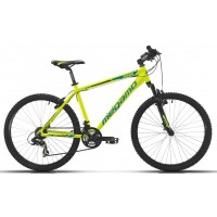 Bicicleta de montaña Megamo - Open Replica 2019 - 26 Pulgadas - Amarilla