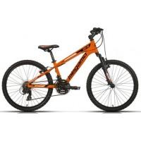 Bicicleta de montaña Megamo - Open Junior Boy 2019 - 24 Pulgadas - Naranja
