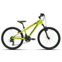 Bicicleta de montaña Megamo - Open Junior Boy 2019 - 24 Pulgadas - Amarilla