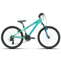 Bicicleta de montaña Megamo - Open Junior Girl 2019 - 24 Pulgadas - Verde