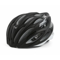 Casco MSC ROAD Inmold - Blanco/Negro