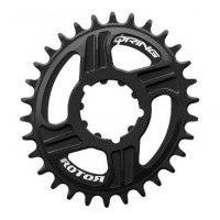Platos de Montaña Ovalados ROTOR Q-Rings Direct Mount Sram Boost (offset 3mm)
