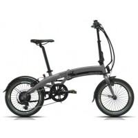 Bicicleta eléctrica Pleglable Megamo - Executive 2019 - 18 - Gris