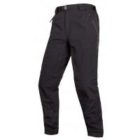Pantalón largo Endura Hummvee Zip Off II - Negro