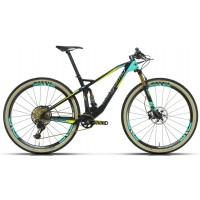 "Bicicleta de montaña Megamo - Track Enve Edition - 29"" Pulgadas - Verde"