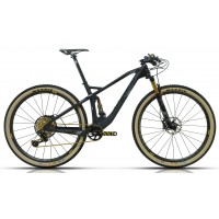 """Bicicleta de montaña Megamo - Track Elite 01 - 29"""" Pulgadas - Negro"""