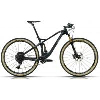 """Bicicleta de montaña Megamo - Track Elite 05 2019 - 29"""" Pulgadas - Negro"""