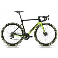 "Bicicleta de Carretera Megamo - Pulse Elite Disc 01 - 29"" Pulgadas - Amarilla"
