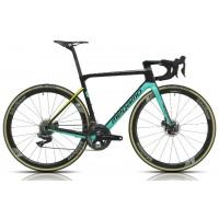 "Bicicleta de Carretera Megamo - Pulse Elite Disc 01 - 29"" Pulgadas - Verde"