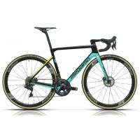 "Bicicleta de Carretera Megamo - Pulse Elite Disc 03 - 29"" Pulgadas - Verde"