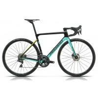 Bicicleta de Carretera Megamo - Pulse Elite Disc 05 - 700c - Verde