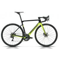 Bicicleta de Carretera Megamo - Pulse Elite Disc 05 - 700c - Amarilla